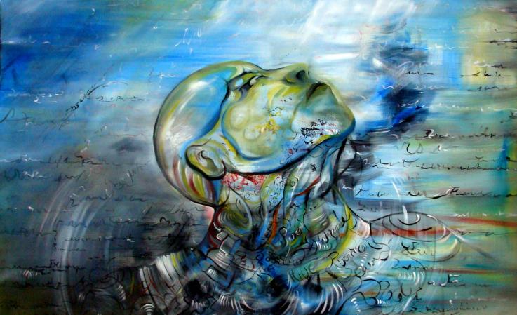 Rebirth by Piero Manrique