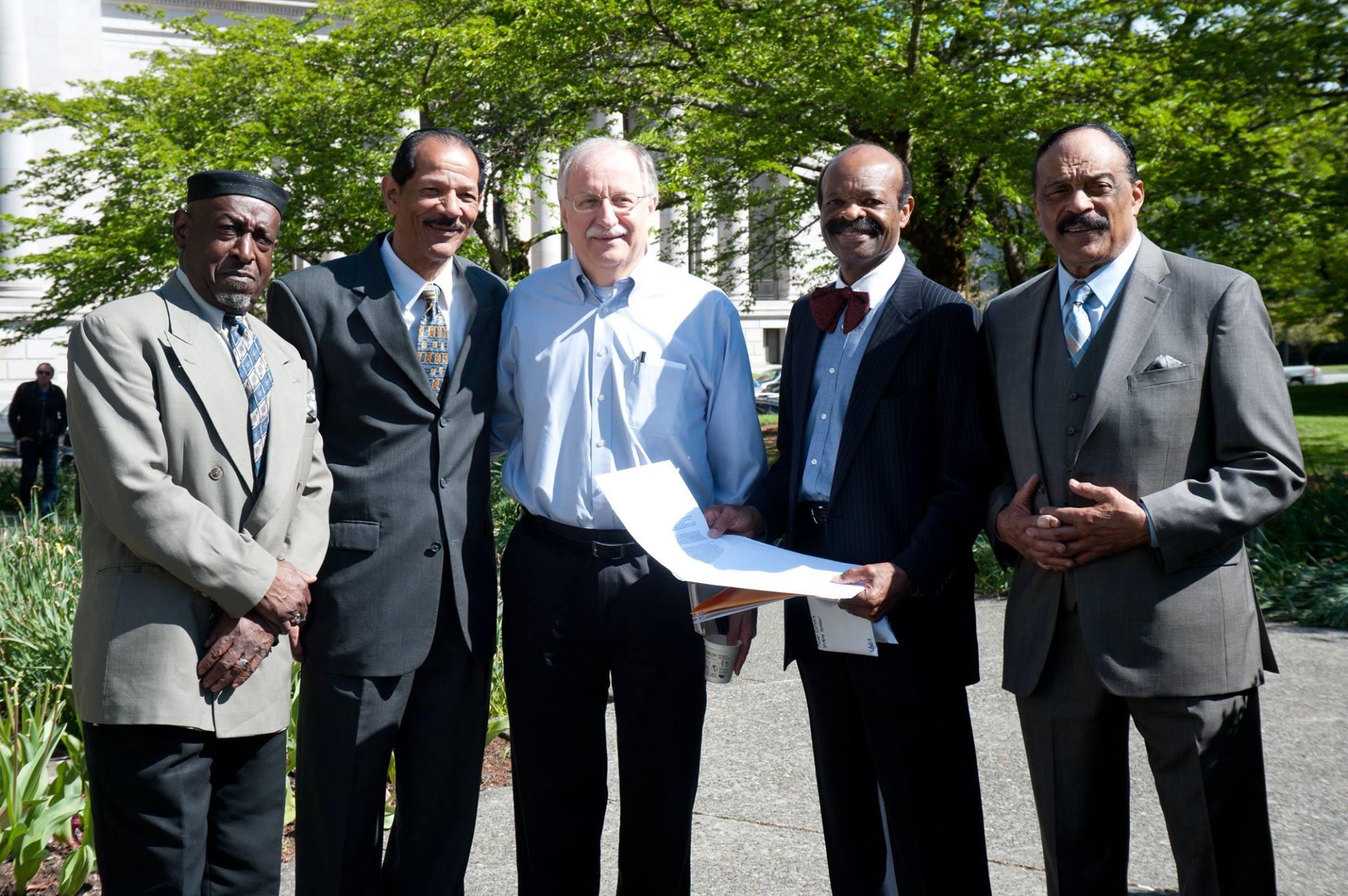 Civil Rights Coalition and Frank Chopp