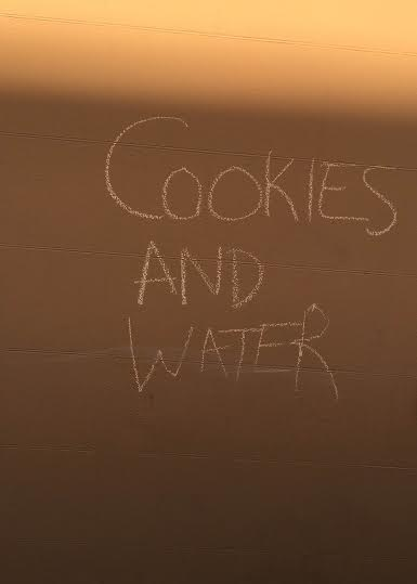 Cookies and Water