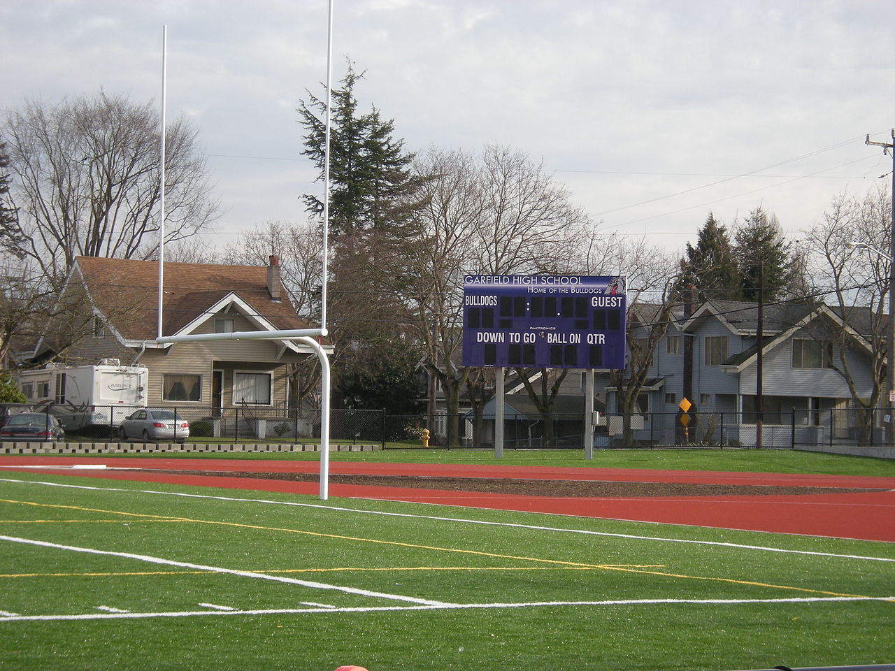 Latest Twist In Garfield Inquest Calls Recruiting Story Into Question South Seattle Emerald