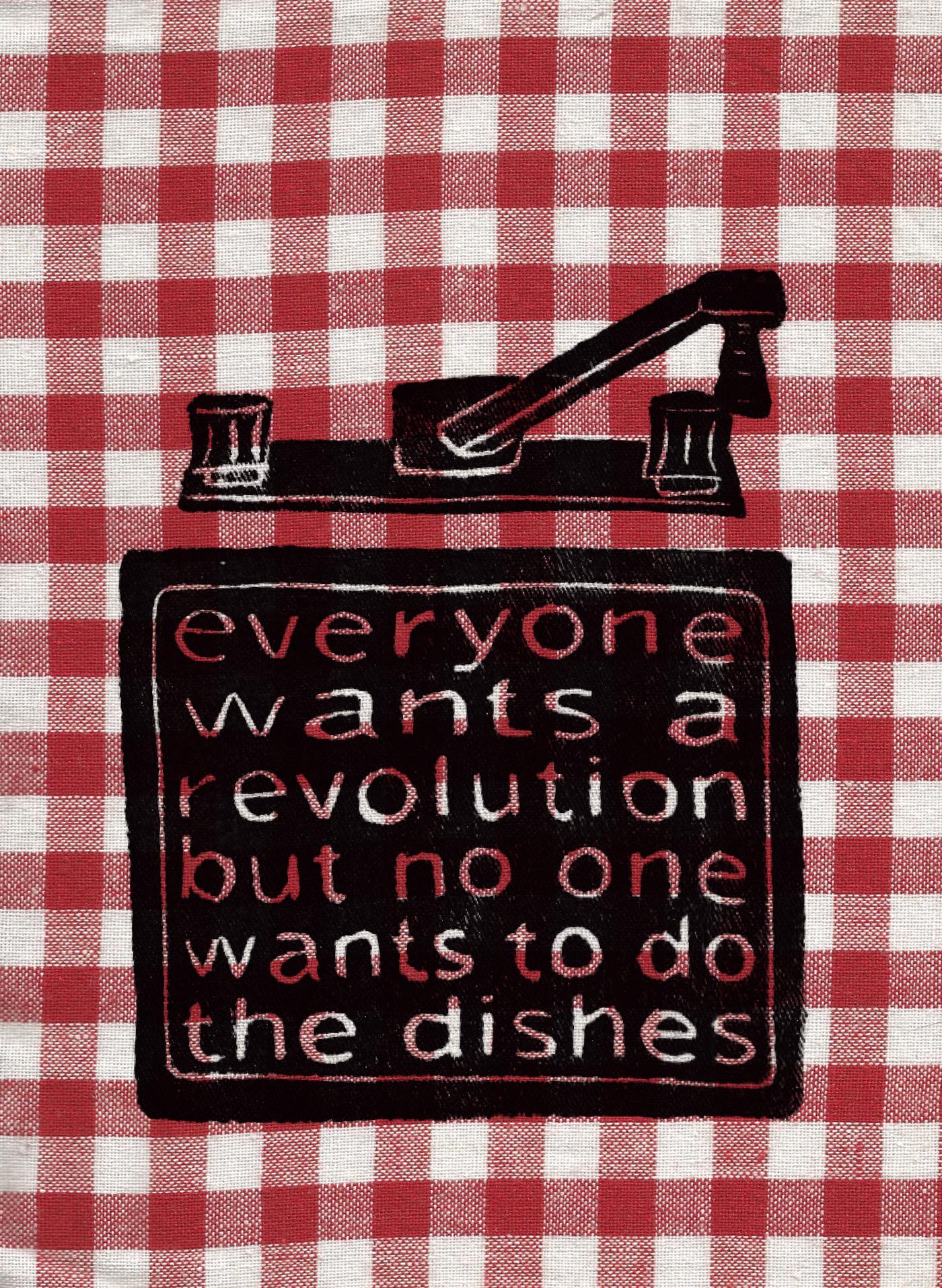 Wants a Revolution