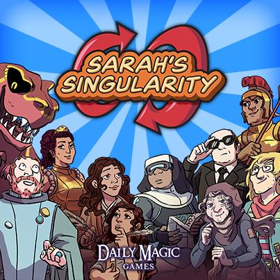 Sarah's Singularity1