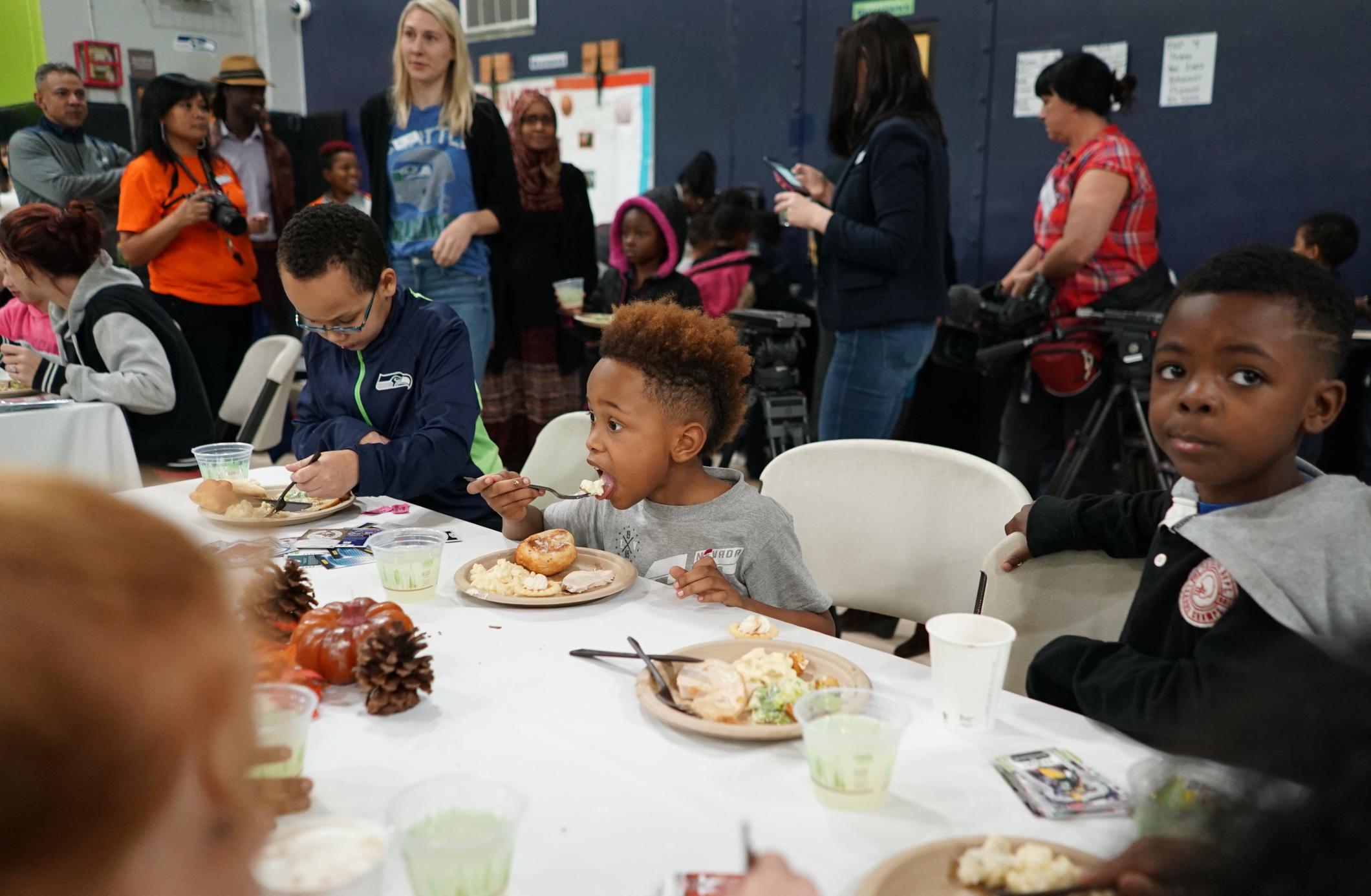Seahawk Thanksgiving 23