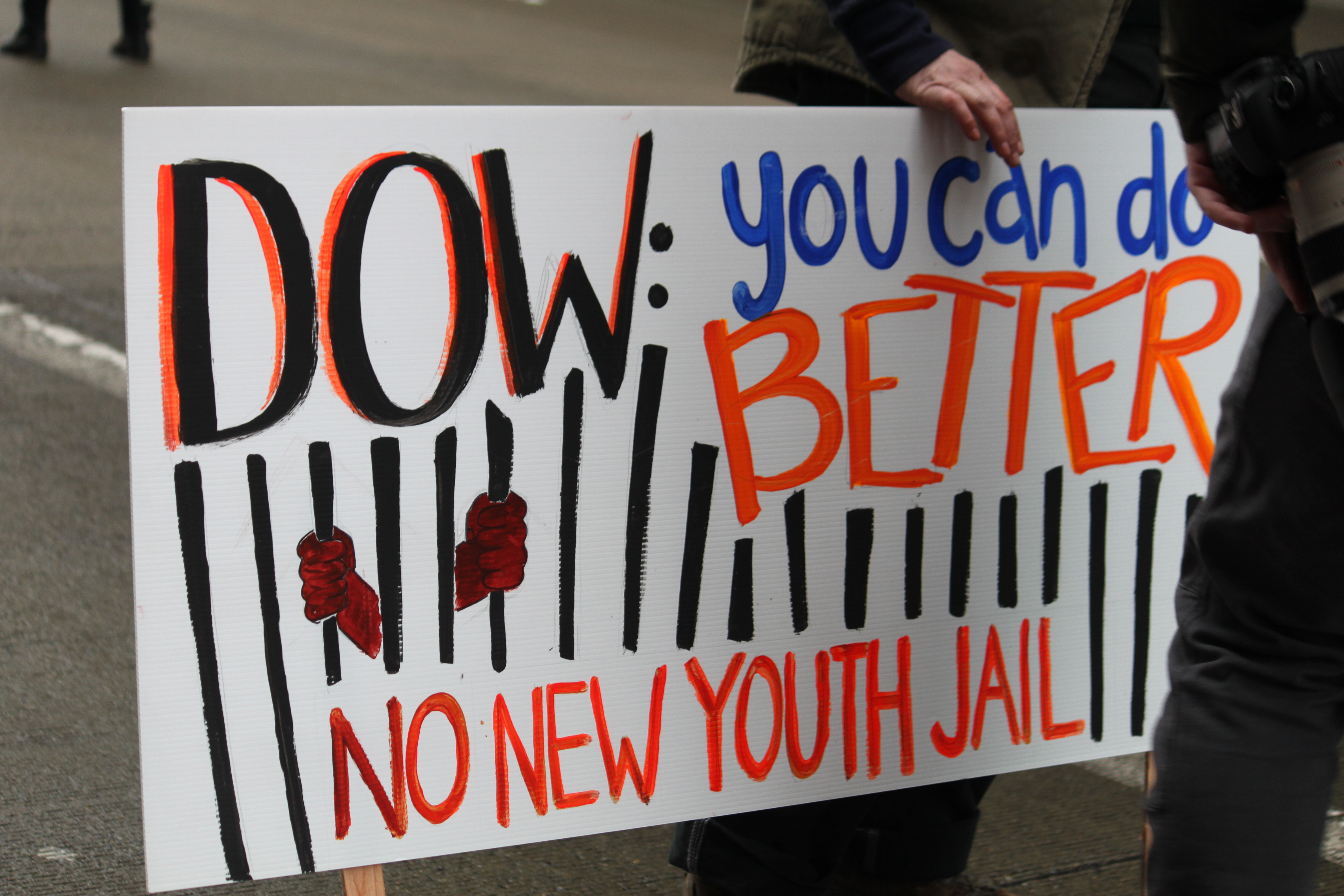 Debating the Youth Jail With Dow Constantine