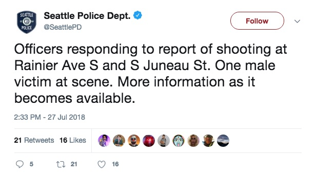 Hillman City Shooting 2