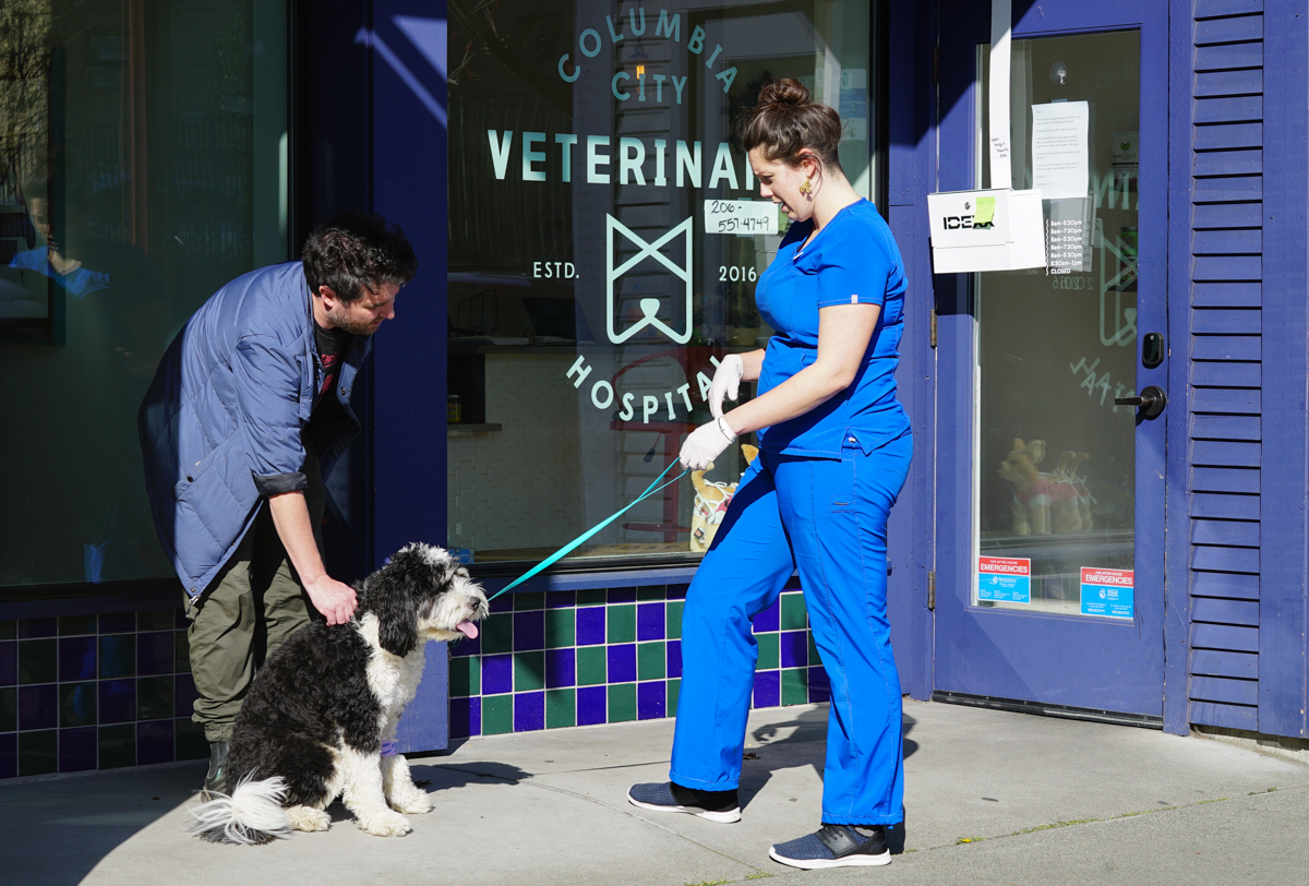 Veterinary- Columbia City 6(1)