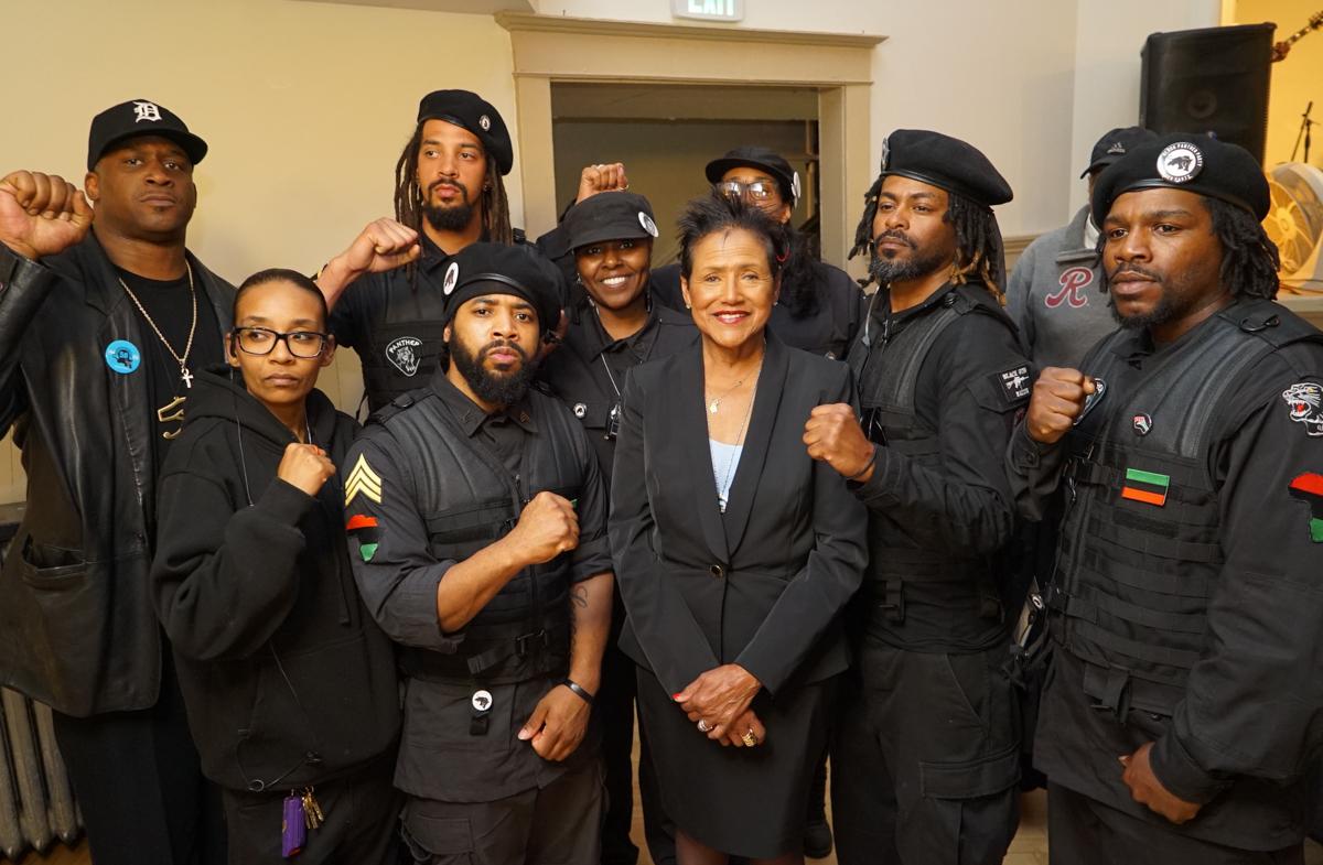 Women Black Panthers elaine brown 3