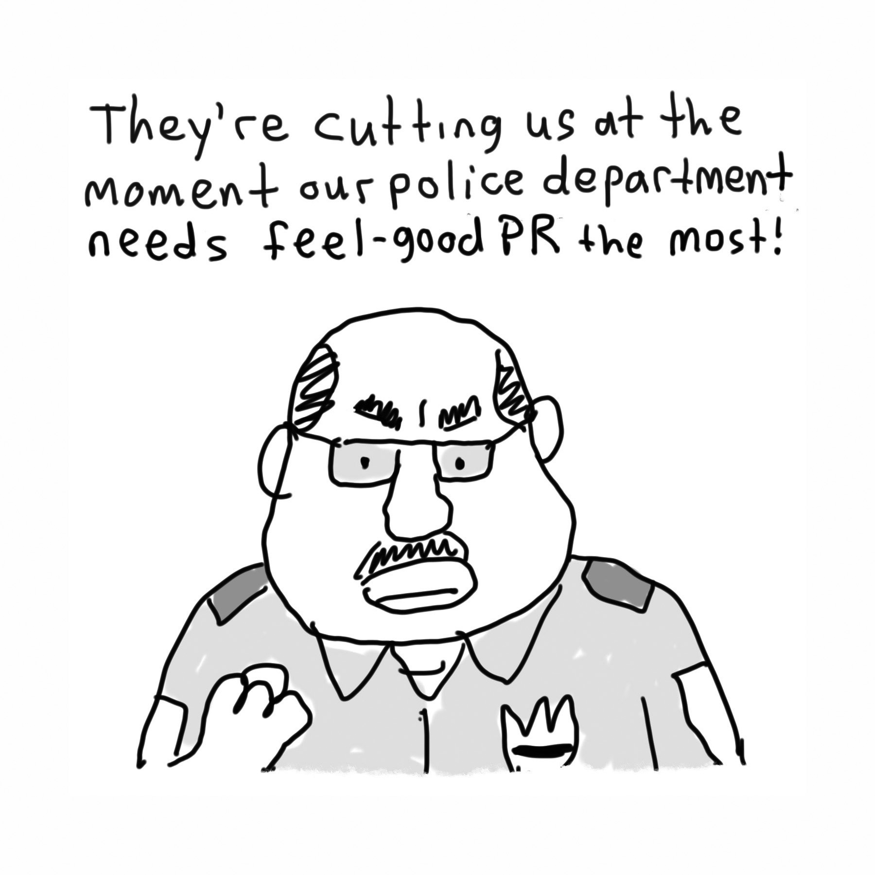 7horse cop