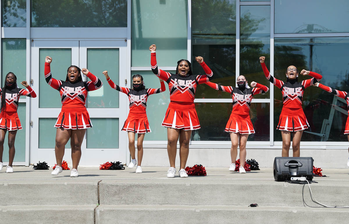 Black Education Now Cleveland Cheer